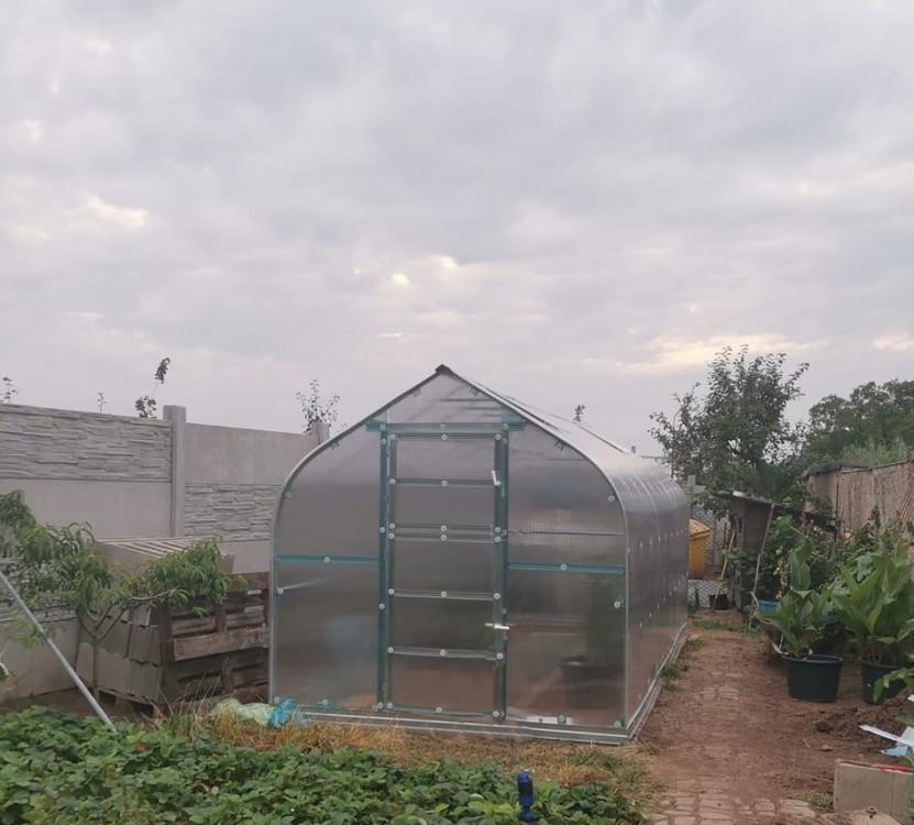 Polykarbonátový skleník Gutta Gardentec Standard